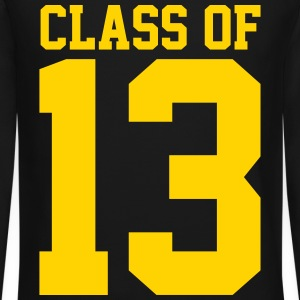 Class of 13 Long Sleeve Shirts - Crewneck Sweatshirt