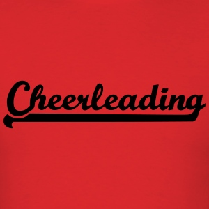 Cheerleading T-Shirts - Men's T-Shirt