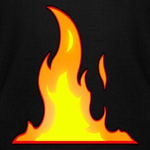 flame_copy_ss_long T-Shirts - Men's Tall T-Shirt