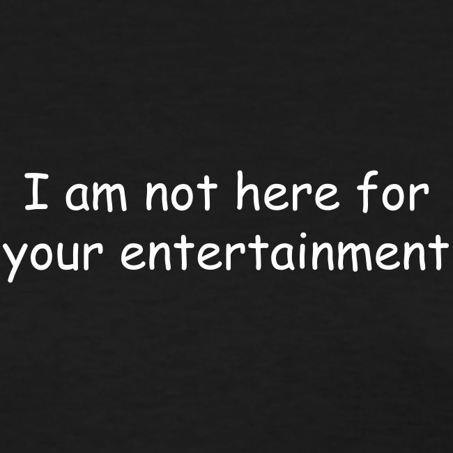Your Entertainment Tee