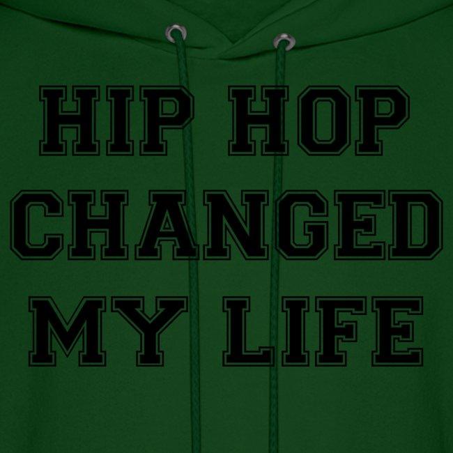EUNHYUK HIP HOP CHANGED MY LIFE HOODIE (MEN)