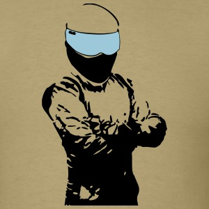 The Stig [Top Gear] (Simple) T-Shirts - Men's T-Shirt