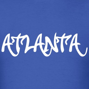 Atlanta graffiti T-Shirts - Men's T-Shirt