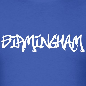 Birmingham graffiti T-Shirts - Men's T-Shirt