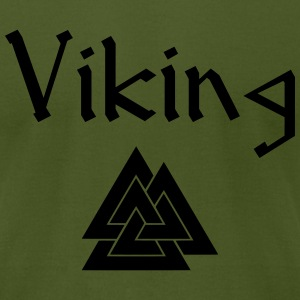 Viking  - Men's T-Shirt by American Apparel