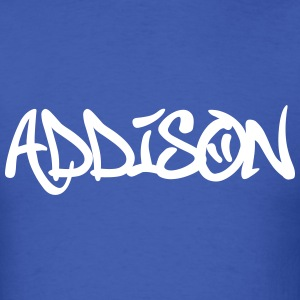 Addison graffiti T-Shirts - Men's T-Shirt