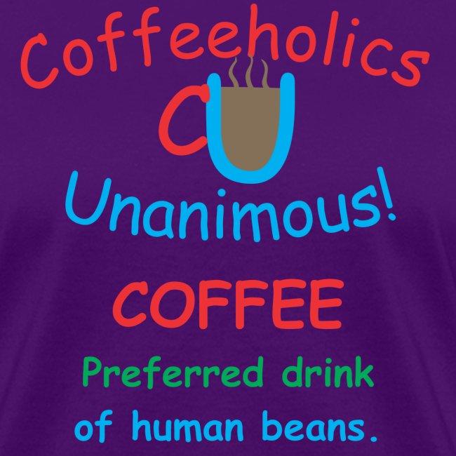 CU human beans f