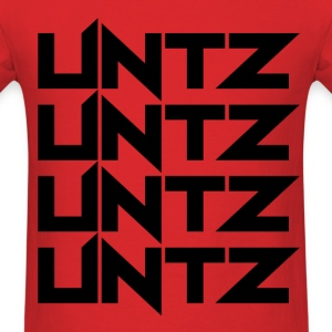 UNTZ 1 T-Shirts - Men's T-Shirt