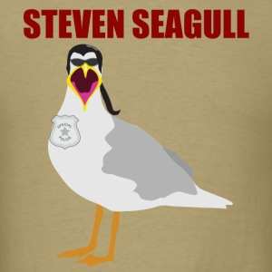 Steven Seagull - Men's T-Shirt