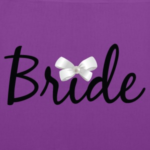Bride Tote - Tote Bag