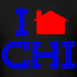 I Love Chi - Men's T-Shirt