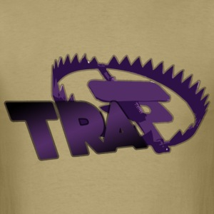 Trap 1 T-Shirts - Men's T-Shirt