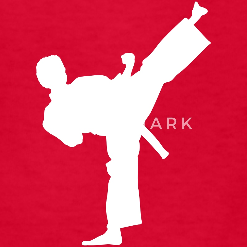 Kick! - Karate, Martial Arts, Kick, Self Defense Kids' Shirts - Kids' T-Shirt