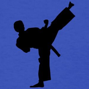 Kick! - Karate, Martial Arts, Kick, Self Defense Women's T-Shirts - Women's T-Shirt
