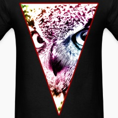 Hipster Owl T-Shirts