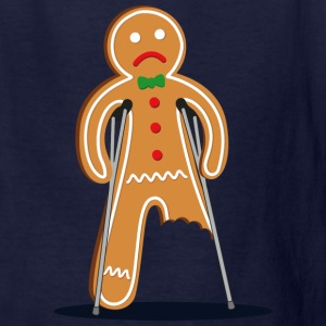 gingerbread man Kids' Shirts - Kids' T-Shirt