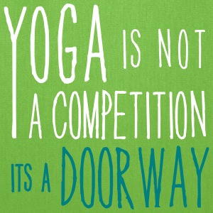 Yoga is a Doorway Tote - Tote Bag