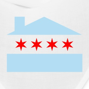 Chicago House Flag - Bandana