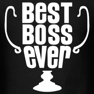 best boss ever - Men's T-Shirt