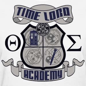 Time Lord Crest T-Shirts - Women's T-Shirt