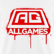Design ~ AllGames SprayPaint (RED)