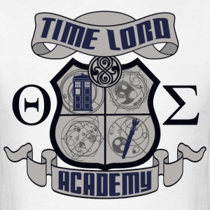 Time Lord Crest T-Shirts - Men's T-Shirt