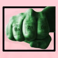 Design ~ Ba Zn Ga! - hard science