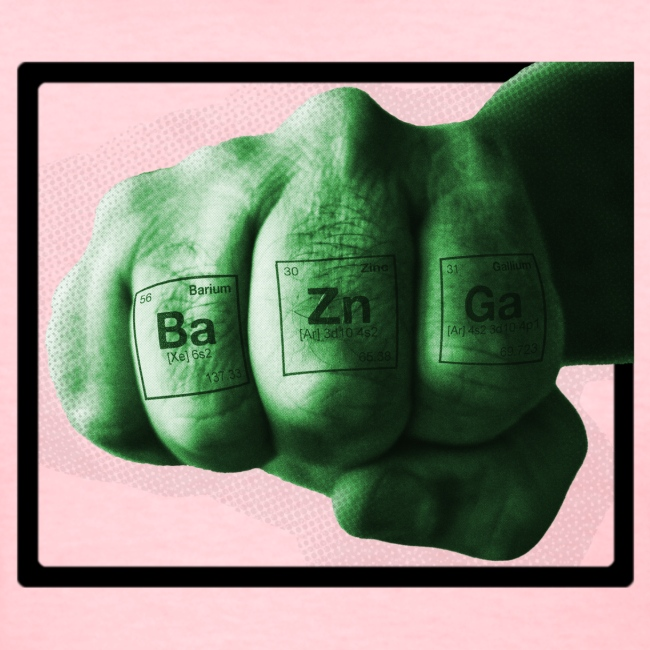 Ba Zn Ga! - hard science