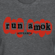Design ~ run amok - aotearoa