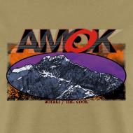 Design ~ AMOK - aoraki / mt. cook