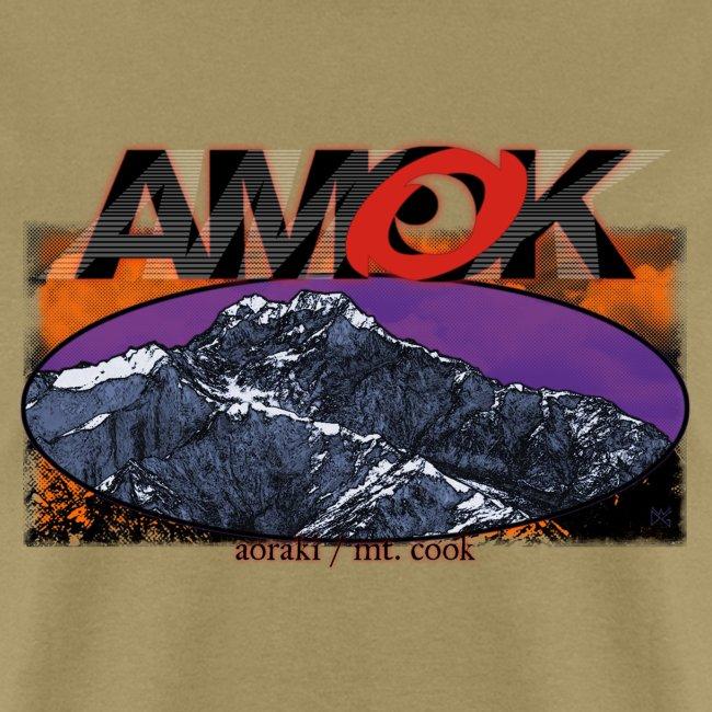 AMOK - aoraki / mt. cook