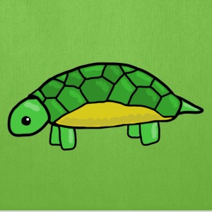 Cute Turtle - Tote Bag