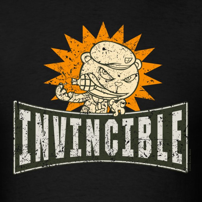 HTF - Flippy Invincible