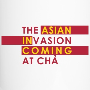 Asian Invasion T-Shirt - Travel Mug