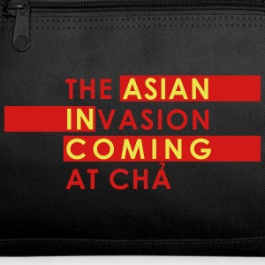 Asian Invasion T-Shirt - Duffel Bag