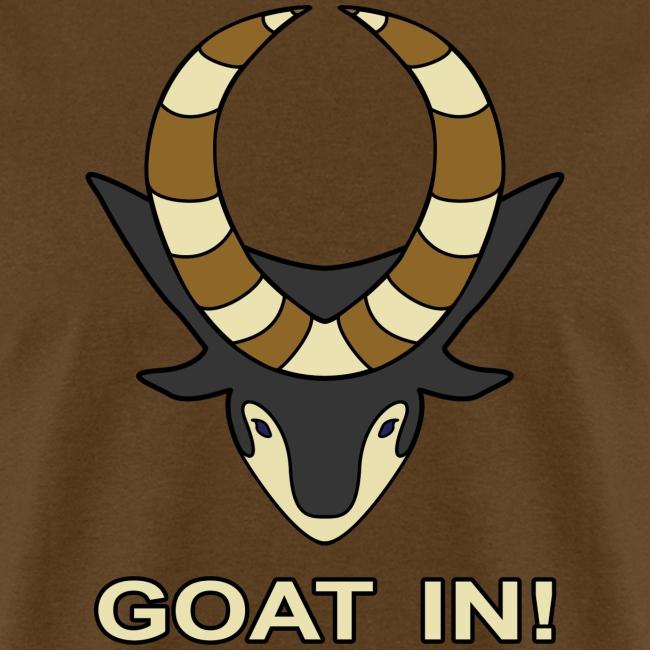 Goat In! (Men's)