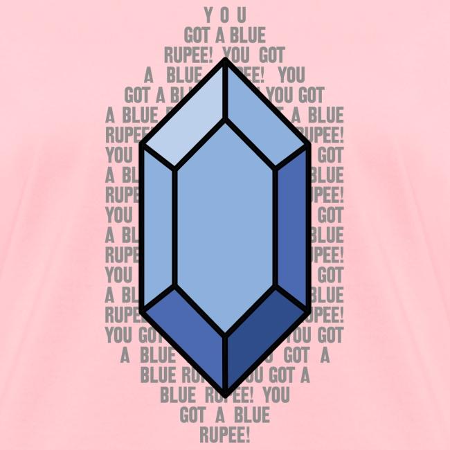 Blue Rupee (Women's)