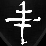 Design ~ Cruxshadows Cross Bandana