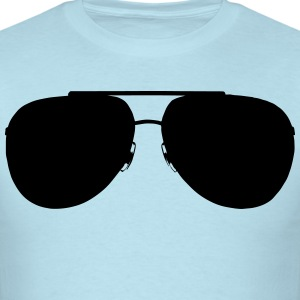 sunglasses shades - Men's T-Shirt