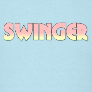 Swinger - Men's T-Shirt