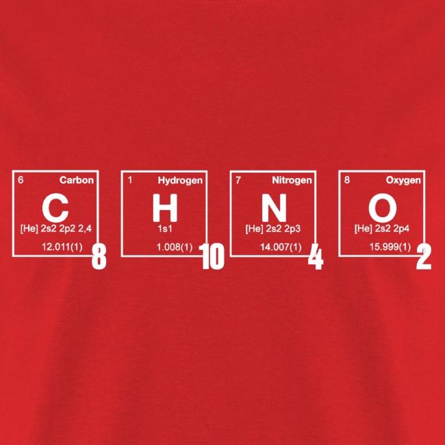 caffeine - Periodic Element Scramble