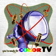 Design ~ R U ready for Color TV?
