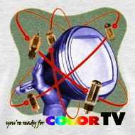 Design ~ R U ready for Color TV?