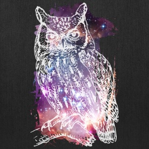 Cosmic Owl Bags & backpacks - Tote Bag