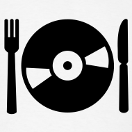 Design ~ DJ Food Tee