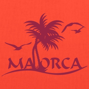 Mallorca palm trees (1c) Bags & backpacks - Tote Bag