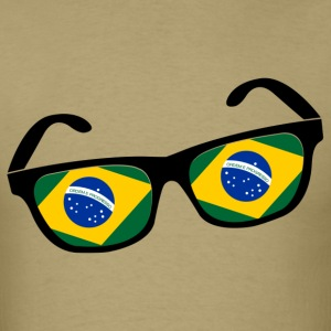 Brazilian glasses - Men's T-Shirt