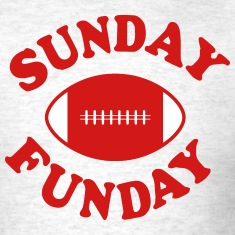 SUNDAY FUNDAY T-Shirts