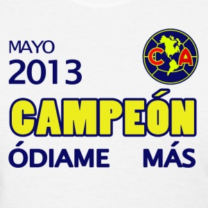 America Campeon 2013 - Women's T-Shirt