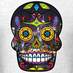 Sugar Skull T-Shirts - Men's T-Shirt